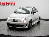 2015 FIAT 500 Abarth Laurel, 20723
