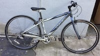 Black and gray hardtail mountain bike North Bergen, 07047