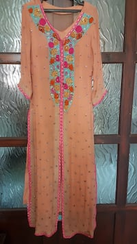 Embroidered and embellished Pakistani suits. Prices differ contact for more information.  Brampton, L7A 3S8