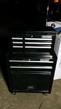 craftsman roller tool box with key for top lock