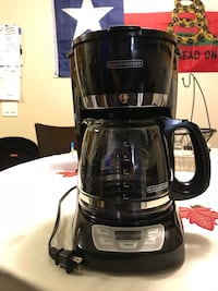 12-Cup coffee maker (Like New) only used a handful of times. Does not come with box Chula Vista, 91911
