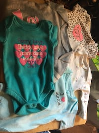 Baby  girl clothes 0-3 months Youngstown, 44512