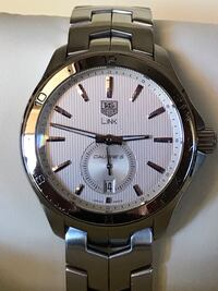 Tag Heuer Link Calibre 6 Automatic Watch Lakewood, 90712