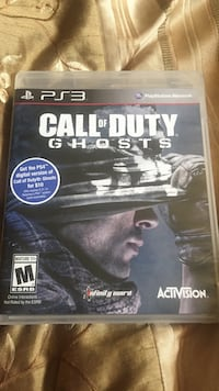 Call of Duty Ghosts PS3  Redding, 96003