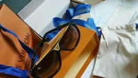 Louis Vuitton Evidence Sunglasses Authentic 32 km