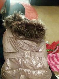 Brown dog jacket  Alexandria, 22304
