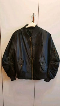 Bomber Matte Black Everything Roma, 00142
