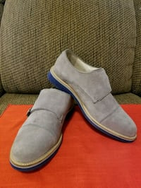 Men shoes. Brand new.  Size 8and half.  Toronto, M2N 6H9