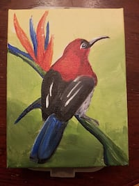 Local artist offering commission paintings