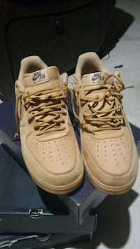 Wheat Air Force 1s  Toronto, M9M 1C5