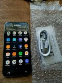 black Samsung Galaxy S8 with box Alexandria, 22304