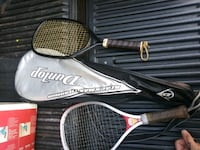 Vintage FULLY FUNCTIONAL-2x RACQUETS+CASE Quincy, 02169