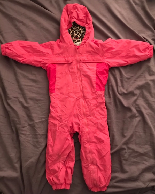 e074d49150fb Used Toddler Columbia snow suit (3T) for sale in San Jose - letgo