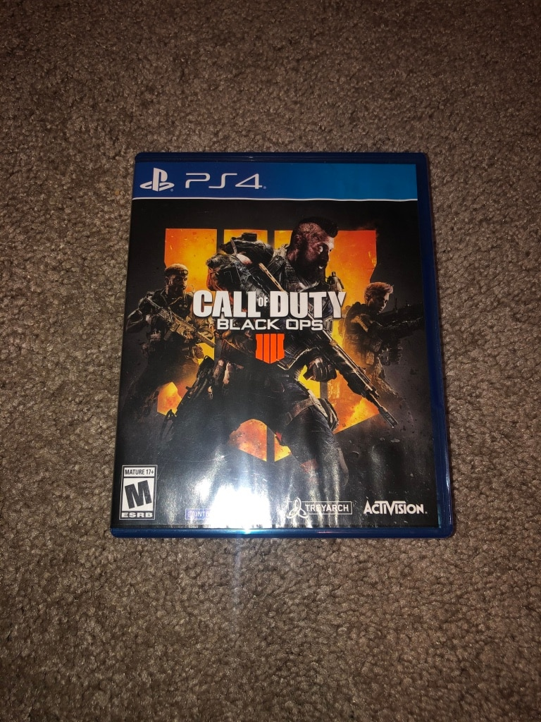 Photo Black ops 4 for ps4