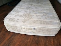 Single mattress double sided pillow.cleamno stains Edmonton, T5A 4H3