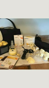 Medela freestyle double electric breast puml Toronto, M4K 2R8