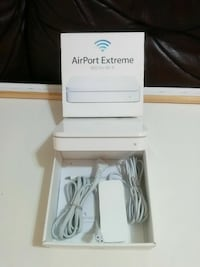 white Airport Extreme