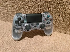 PS4 Controller - Crystal