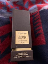 Tuscan Leather From Tom Ford cologne. Edmonton, T5K 0K3
