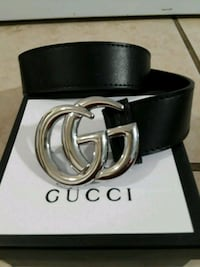Unisex Belt new with Box Mage Size 36-44""