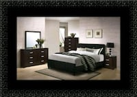 11pc B630 complete bedroom set Hillcrest Heights