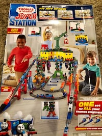 Thomas & Friends play station Indianapolis, 46250