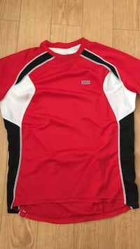 Louis garneau men's cycling jersey medium size Vancouver, V6K 2L3