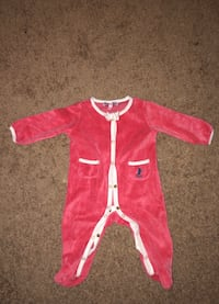 Juicy Couture Baby Onesie Washington, 20541
