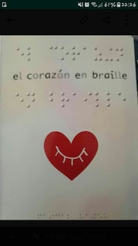 Captura de pantalla El COrazon En Braille box Monforte de Lemos, 27400