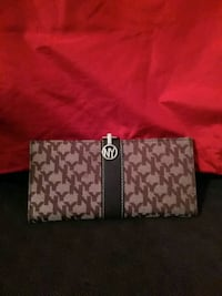 brown and Tan monogram  wallet Winchester, 22601