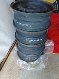 4 rims Montreal, H4R 1A2