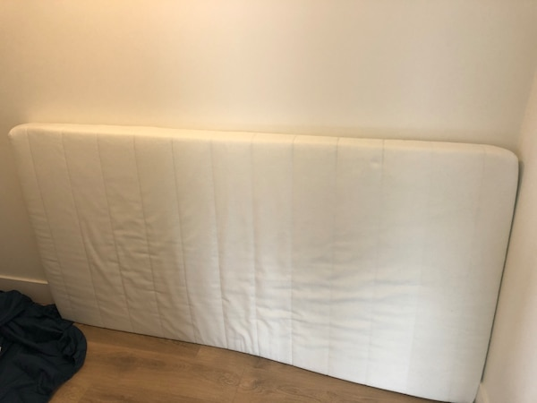Ikea foam twin mattress for sale- only one month old