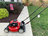 Troy-Bilt TB110 Pushmower Haymarket, 20169
