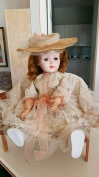 Vintage Sweet Sue Bride Doll with bench Lighthouse Point, 33064