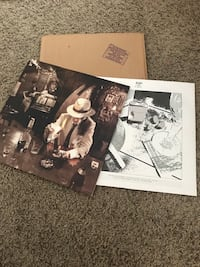 LED ZEPPELIN In Through The Out Door Original LP Boise, 83709