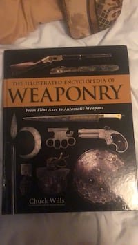 weaponry book Lancaster, 14086