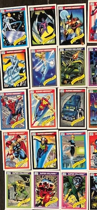 1990 Marvel Cards null, 11249