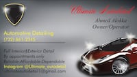 Automotive Detailing East Brunswick, 08816
