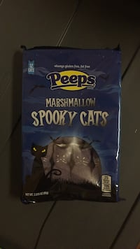 Spooky Cats Peeps Washington, 20010