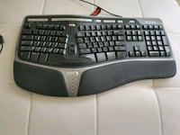 Microsoft natural ergonomic keyboard 4000 Burnaby, V5E 4M9