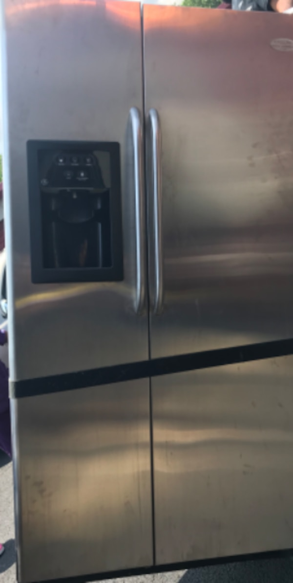 Yes, all included Stainless Steel Refrigerator, Stove, and Microwave for only $375.00