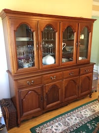 Custom China Cabinet in Natick BOSTON