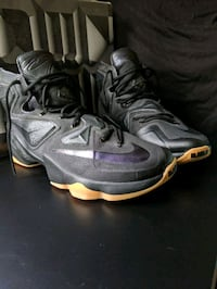 Nike LeBron 13's (Worn Twice)