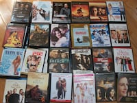 Huge Collection of DVDs Silver Spring