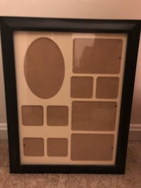 black and white wooden photo frame Fairfax, 22031