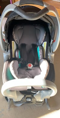 Set of stroller carseat Mississauga, L5B 4G7