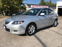 2008 Mazda 3 Comes Certified/Automatic/Pwr Options/Gas Saver Scarborough, ON M1J 3H5, Canada