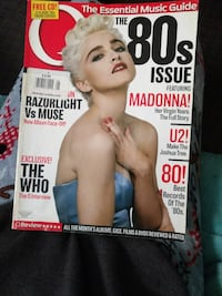 The 80s Issue Madonna Billings, 59101