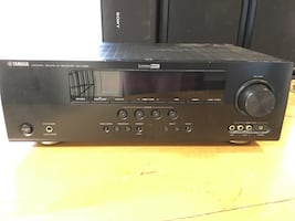 Yamaha home theatre receiver