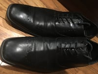 Black Calvin Klein shoes size 11 Toronto, M5N 1C5